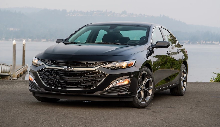 2020 Chevy Malibu RS