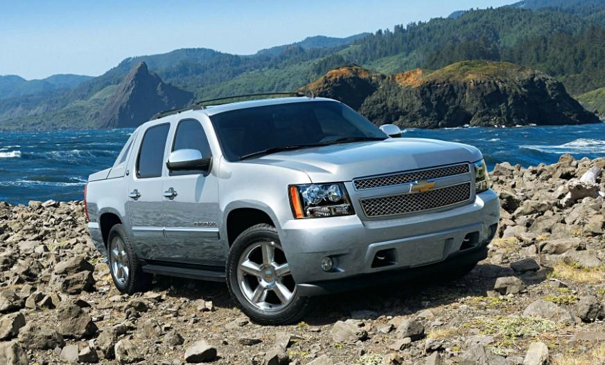 2020 Chevrolet Avalanche concept