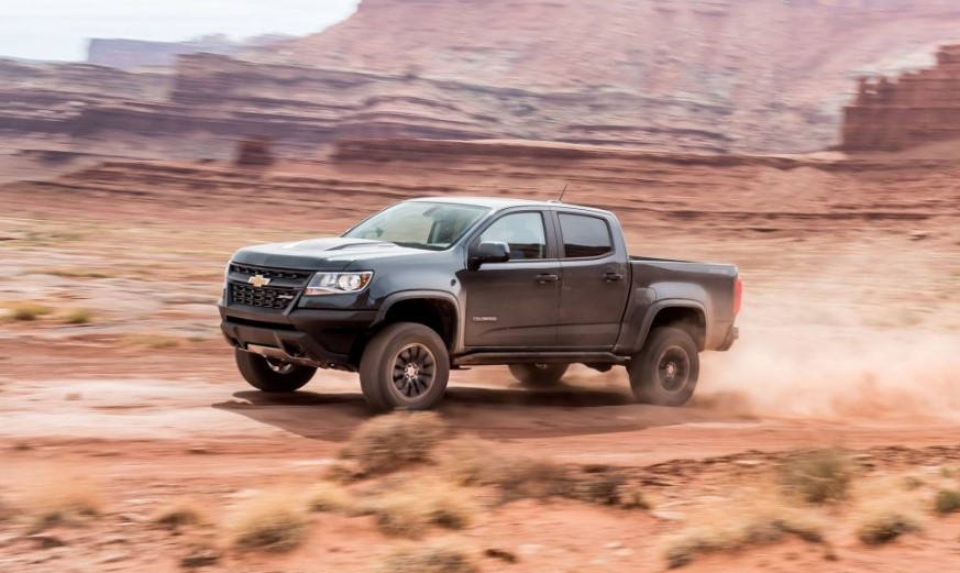 2020 Chevrolet Colorado MSRP