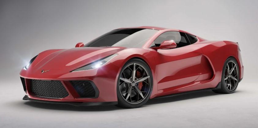 2020 Chevrolet Corvette C8 Twin-Turbo V-8 changes
