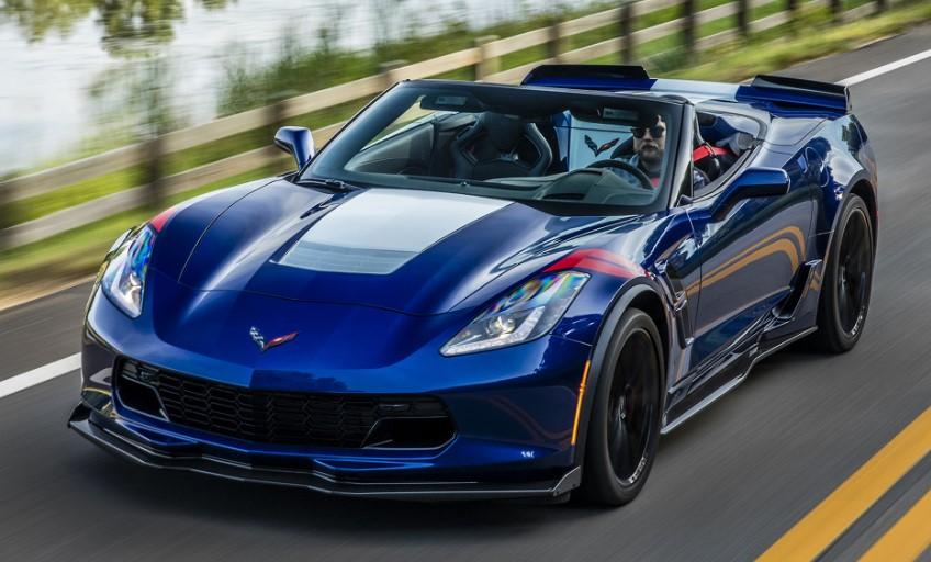 2020 Chevrolet Corvette Grand Sport Convertible concept release date