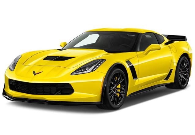 2020 Chevrolet Corvette Stingray Coupe 1LT