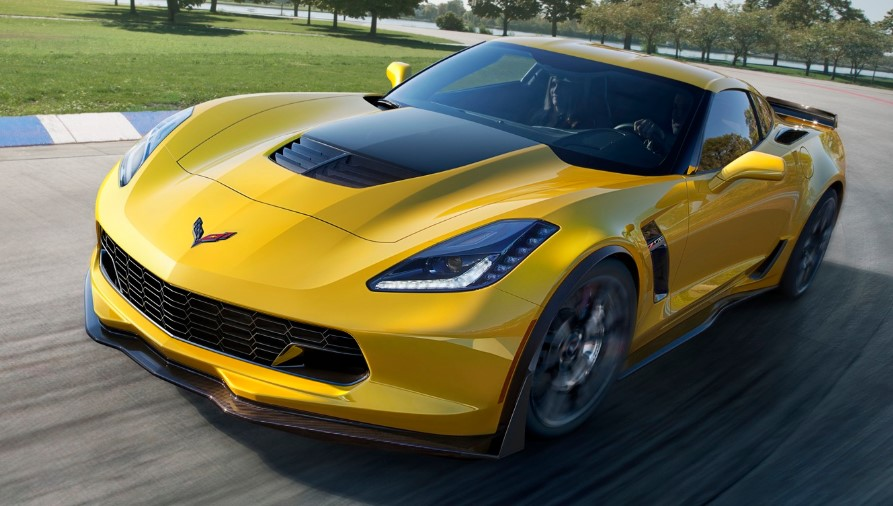 2020 Chevrolet Corvette Z06 2LZ release date