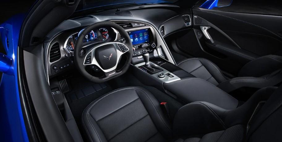 2020 Chevrolet Corvette Z06 Coupe concept