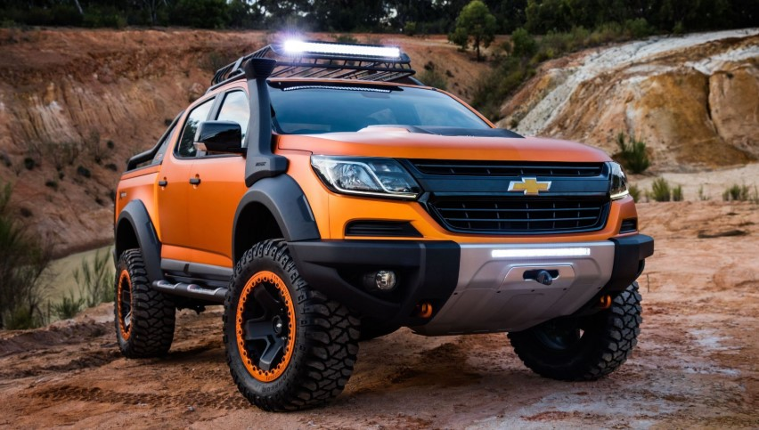 2020 Chevy Colorado ZR2
