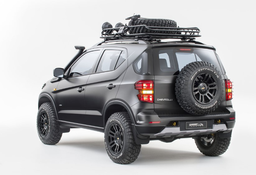 2020 Chevrolet Niva release date