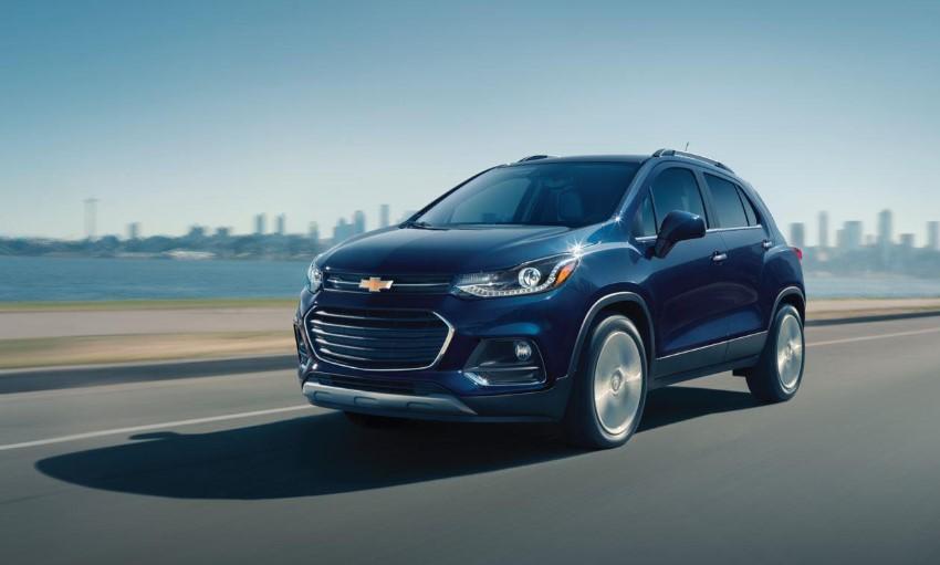2020 Chevrolet Trax Premier changes