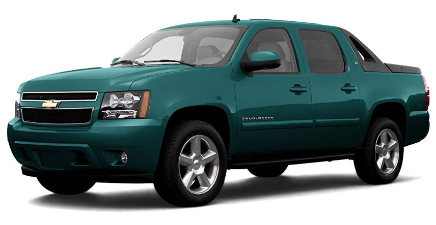 2020 Chevy Avalanche 10-Speed Automatic