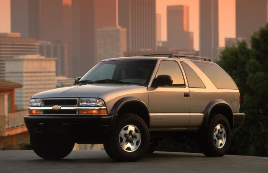 2020 Chevy Blazer 2 Door rumors