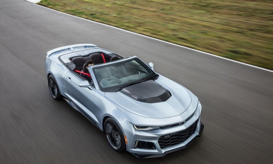 2020 Chevy Camaro ZL1 Convertible release date