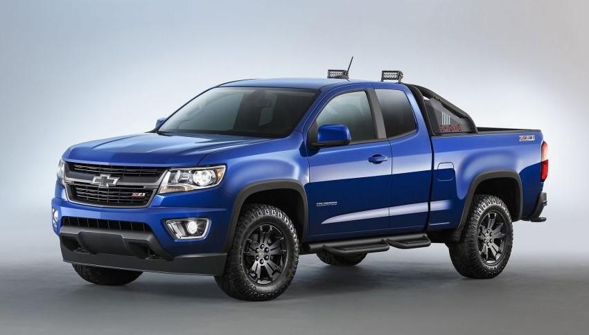 2020 Chevy Colorado Fuel Economy
