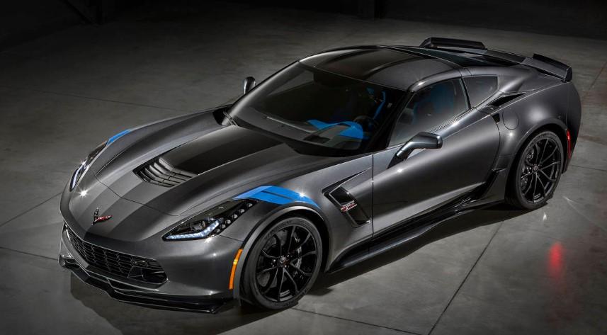 2020 Chevy Corvette Grand Sport Convertible
