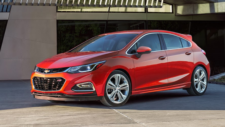 2020 Chevy Cruze Hatchback release date