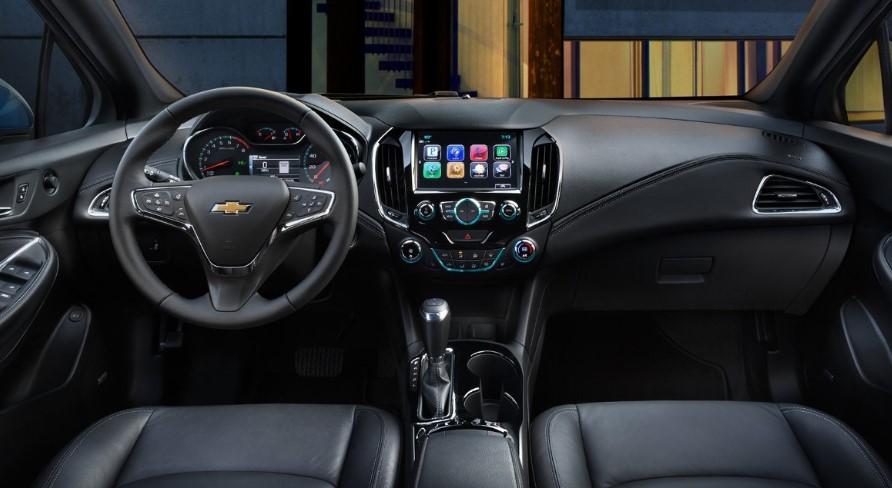 2020 Chevy Cruze Redline Edition changes