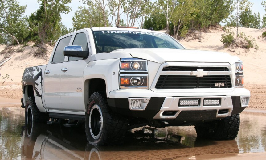 2020 Chevy Reaper release date