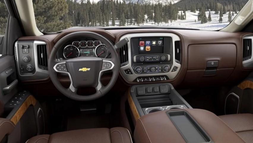 2020 Chevy Silverado 1500 Towing Capacity new