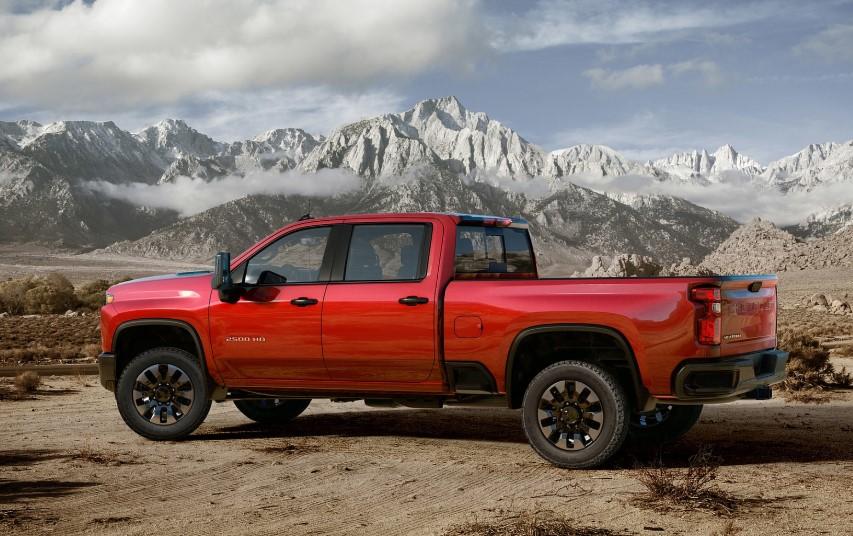 2020 Chevy Silverado 2500HD Diesel release date