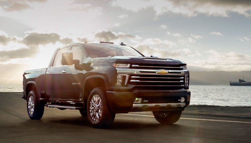 2020 Chevy Silverado 2500HD High Country changes