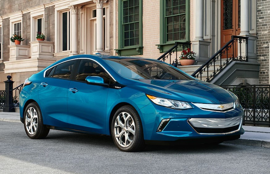 2020 Chevy Volt Hybrid changes