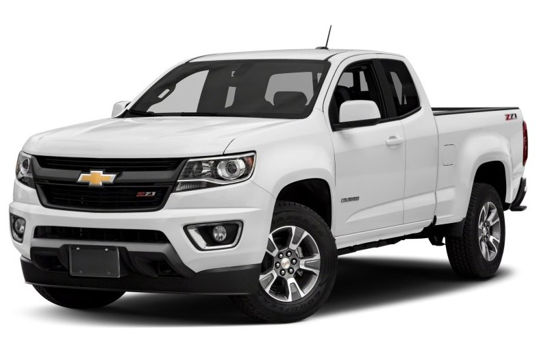 2020 Chevy Colorado Extended Cab changes