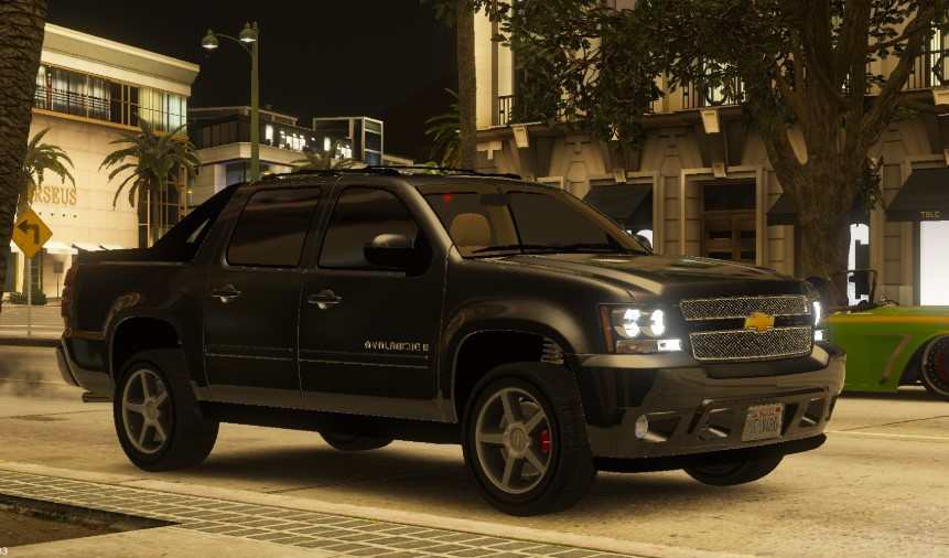 New 2020 Chevy Avalanche