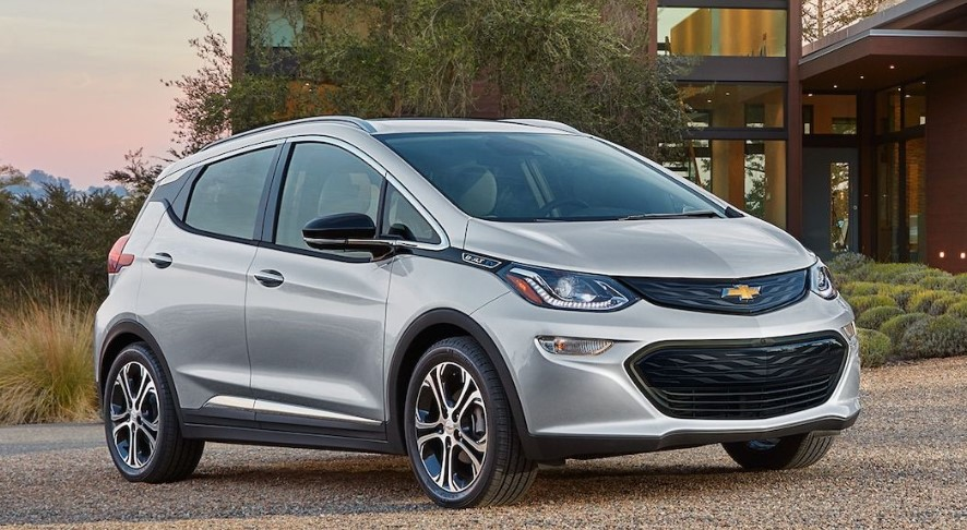 2020 Chevrolet Bolt EV LT news