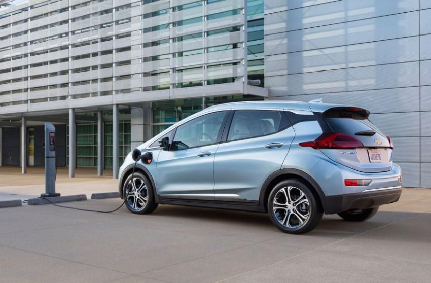 2020 Chevrolet Bolt Range review