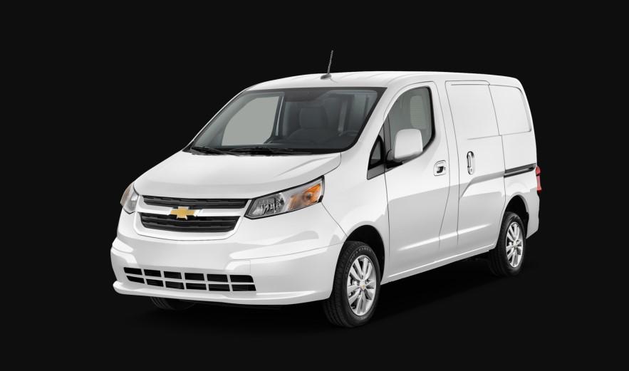 2020 Chevrolet City Express Minivan