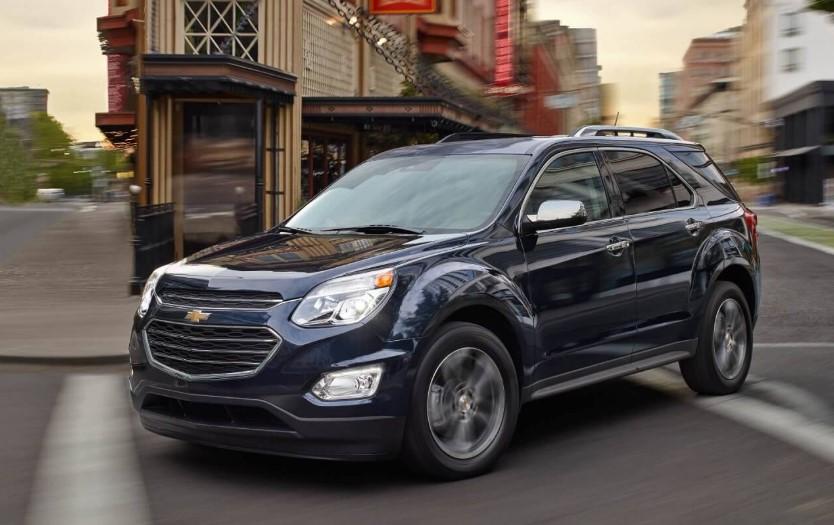 2020 Chevrolet Equinox 3rd Row release date