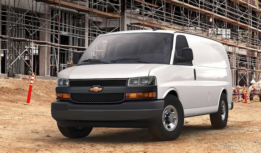 2020 Chevrolet Express 2500 Cargo