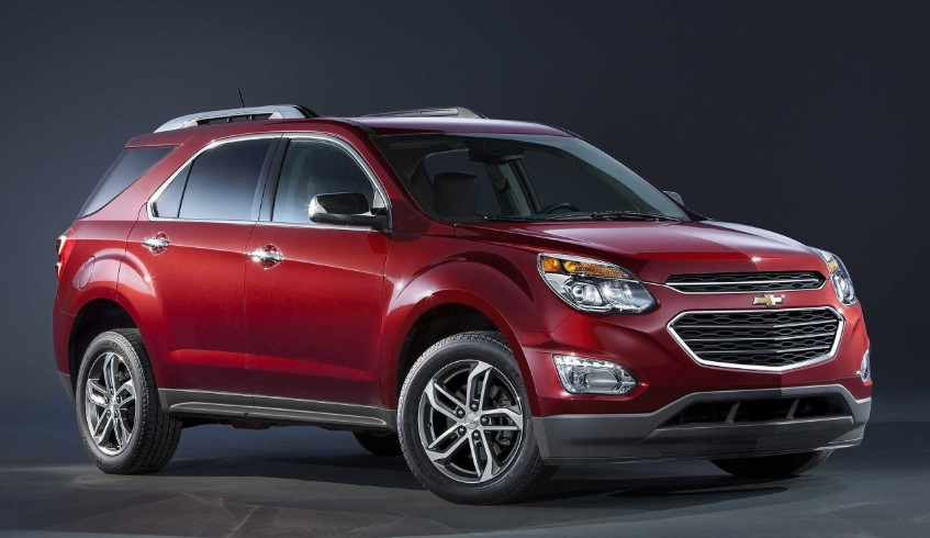 2020 Chevy Equinox 4WD release date