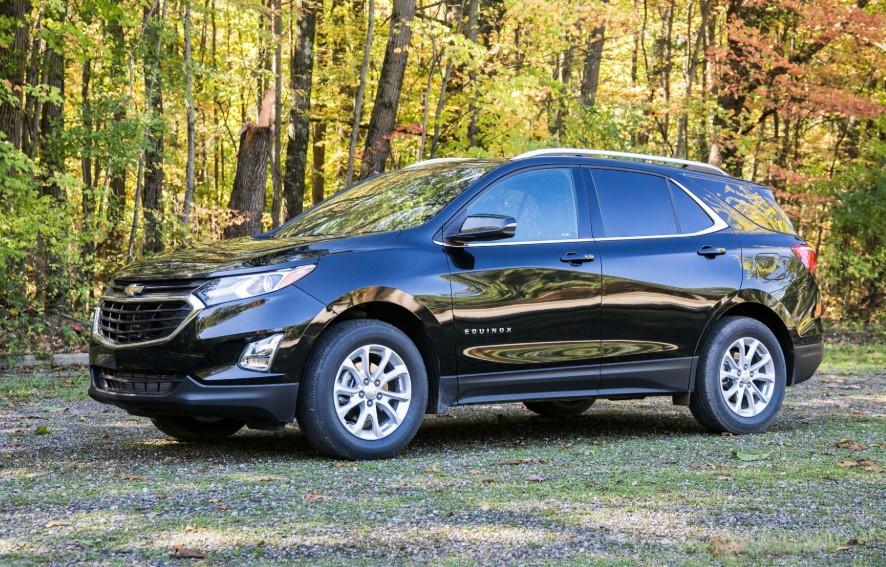 2020 Chevy Equinox Diesel release date