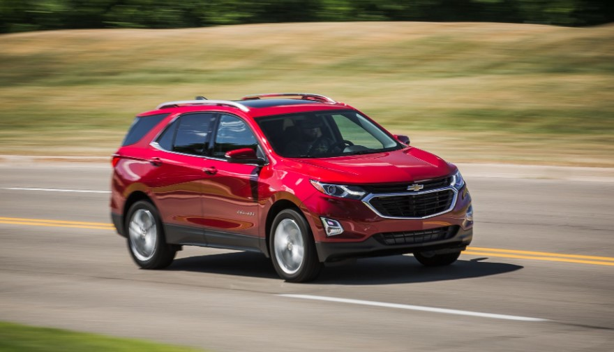 2020 Chevy Equinox FWD release date
