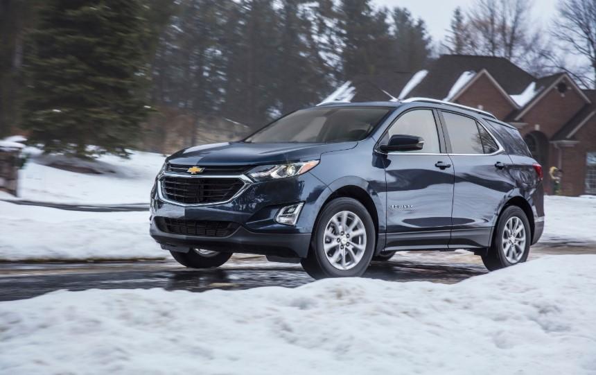 2020 Chevy Equinox Hybrid redesign