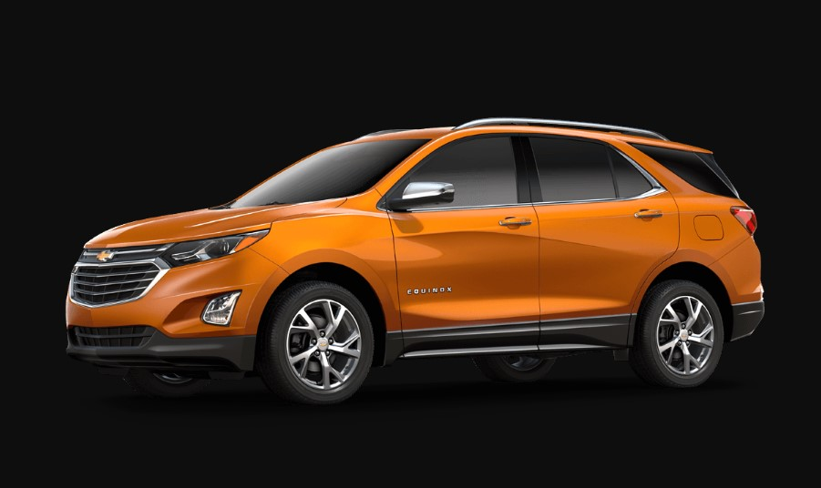 2020 Chevy Equinox Manual concept