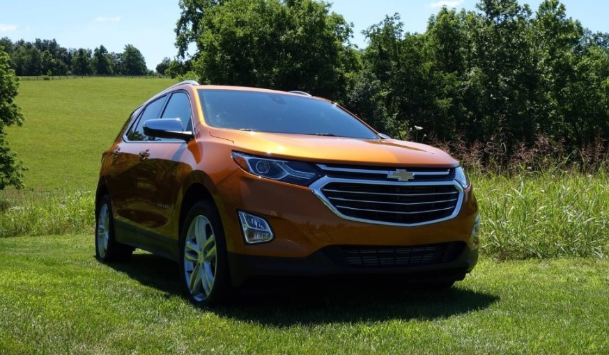 2020 Chevy Equinox 1.5