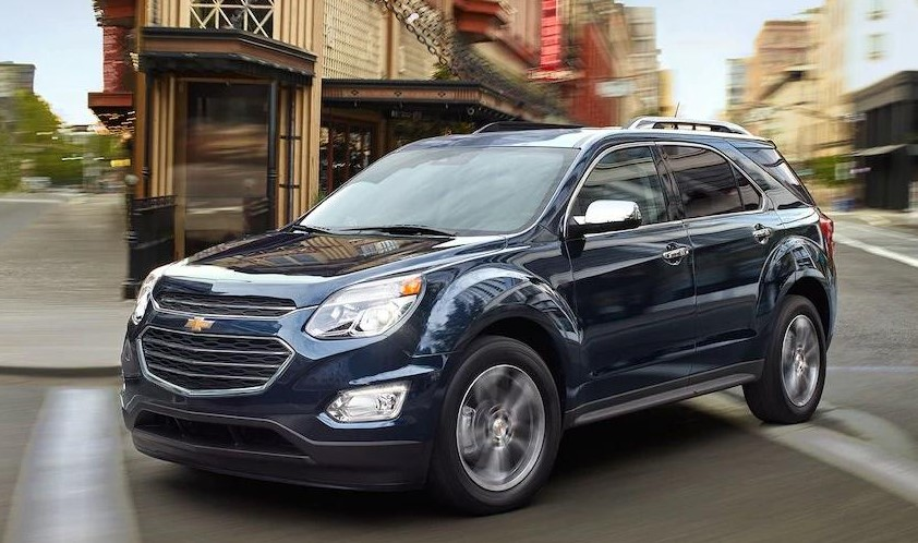 2020 Chevy Equinox V6