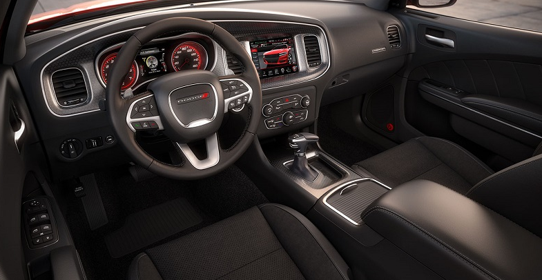 2019 Dodge Barracuda Black design