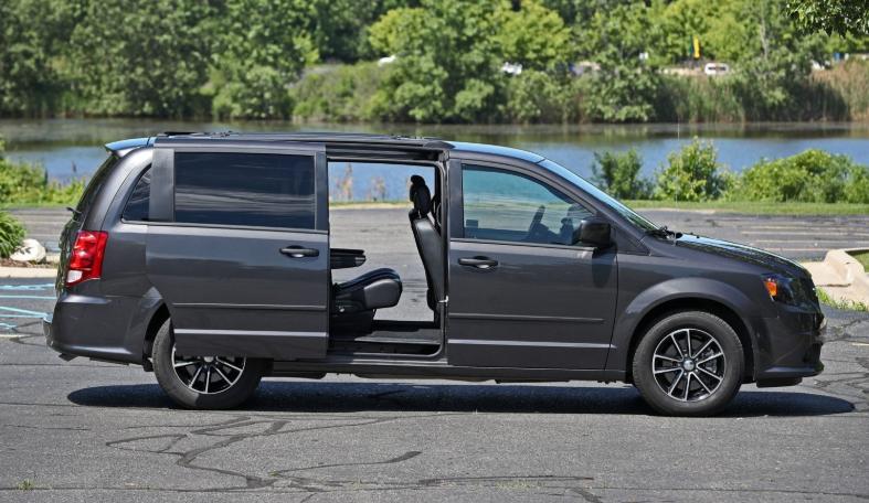 2019 Dodge Grand Caravan release date
