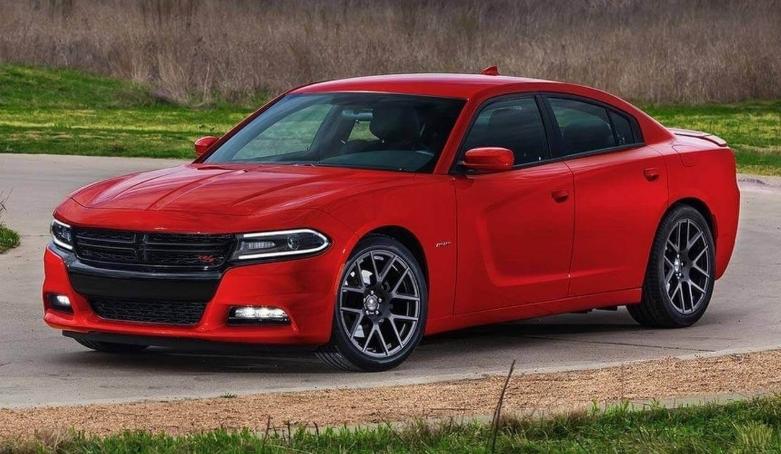 2020 Dodge Avenger concept