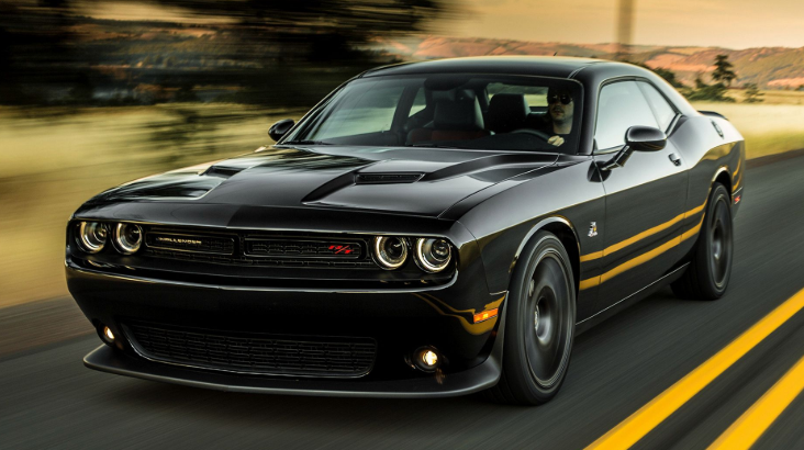 2020 Dodge Challenger 426 news