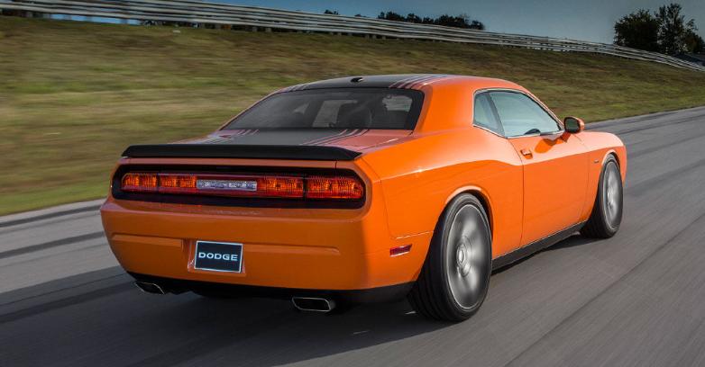 2020 Dodge Challenger RT redesign