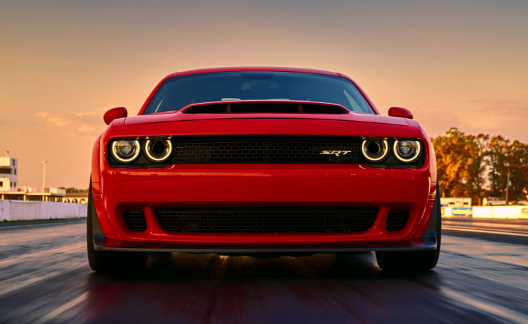 2020 Dodge Challenger news