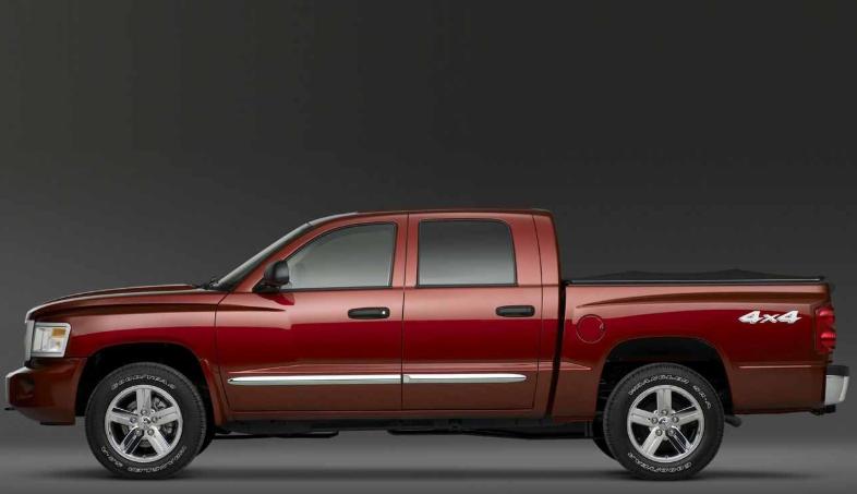 2020 Dodge Dakota redesign