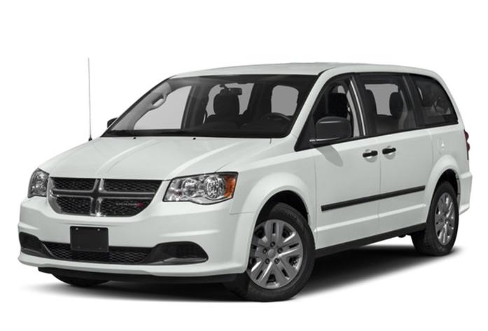 2020 Dodge Grand Caravan MPG