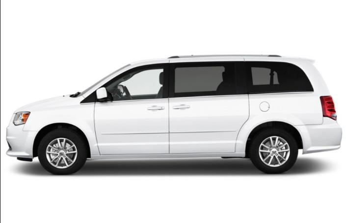 2020 Dodge Grand Caravan design