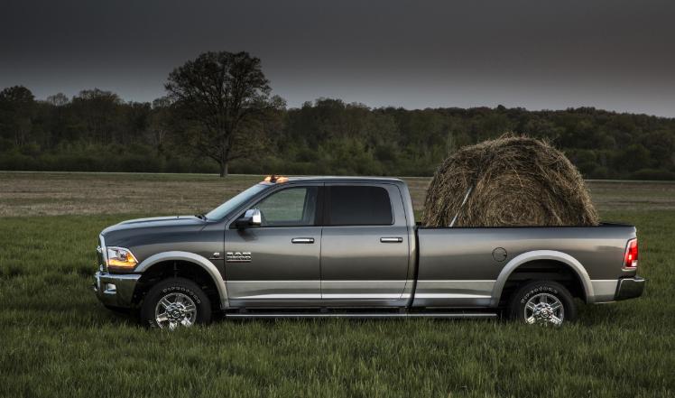 2020 Dodge Ram 2500 Diesel design