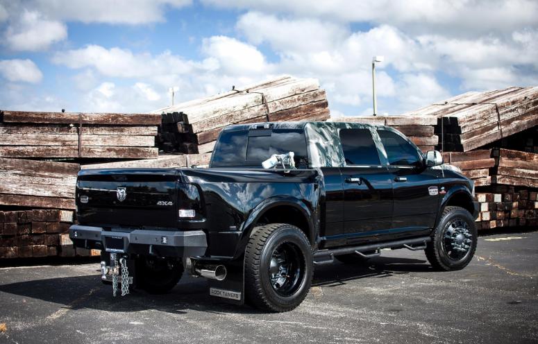 2020 Dodge Ram 3500 Diesel design