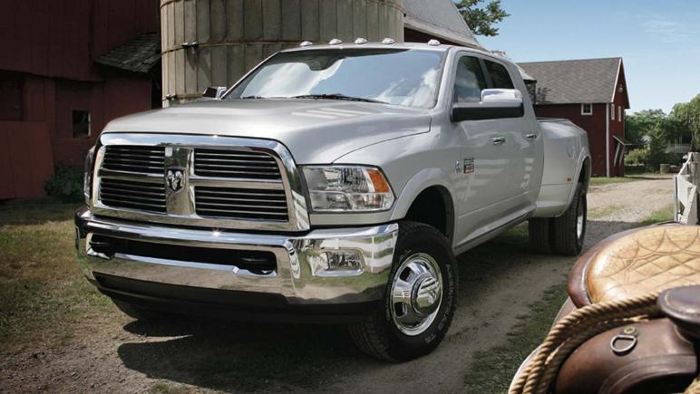 2020 Dodge Ram 3500 Dually news