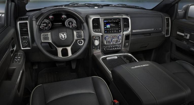 2020 Dodge Ram 3500 design